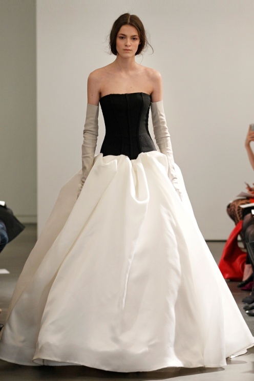 Vera Wang Spring 2014-wedding-wedding dress06
