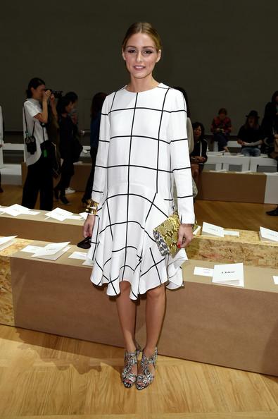 Olivia+Palermo+Dresses+Skirts+Print+Dress+qxLIZtSKF7Rl