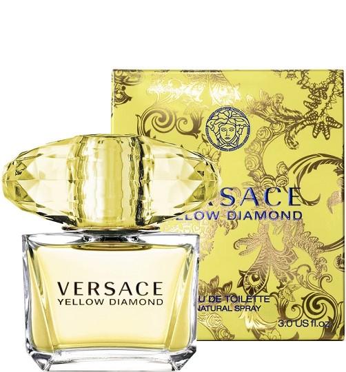 """""""Versace Yellow Diamond"""" Òóàëåòíàÿ âîäà"""