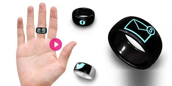 แหวนสุดไฮเทค Smart Ring เก๋เว่อร์ ! | Girlsfriend Club