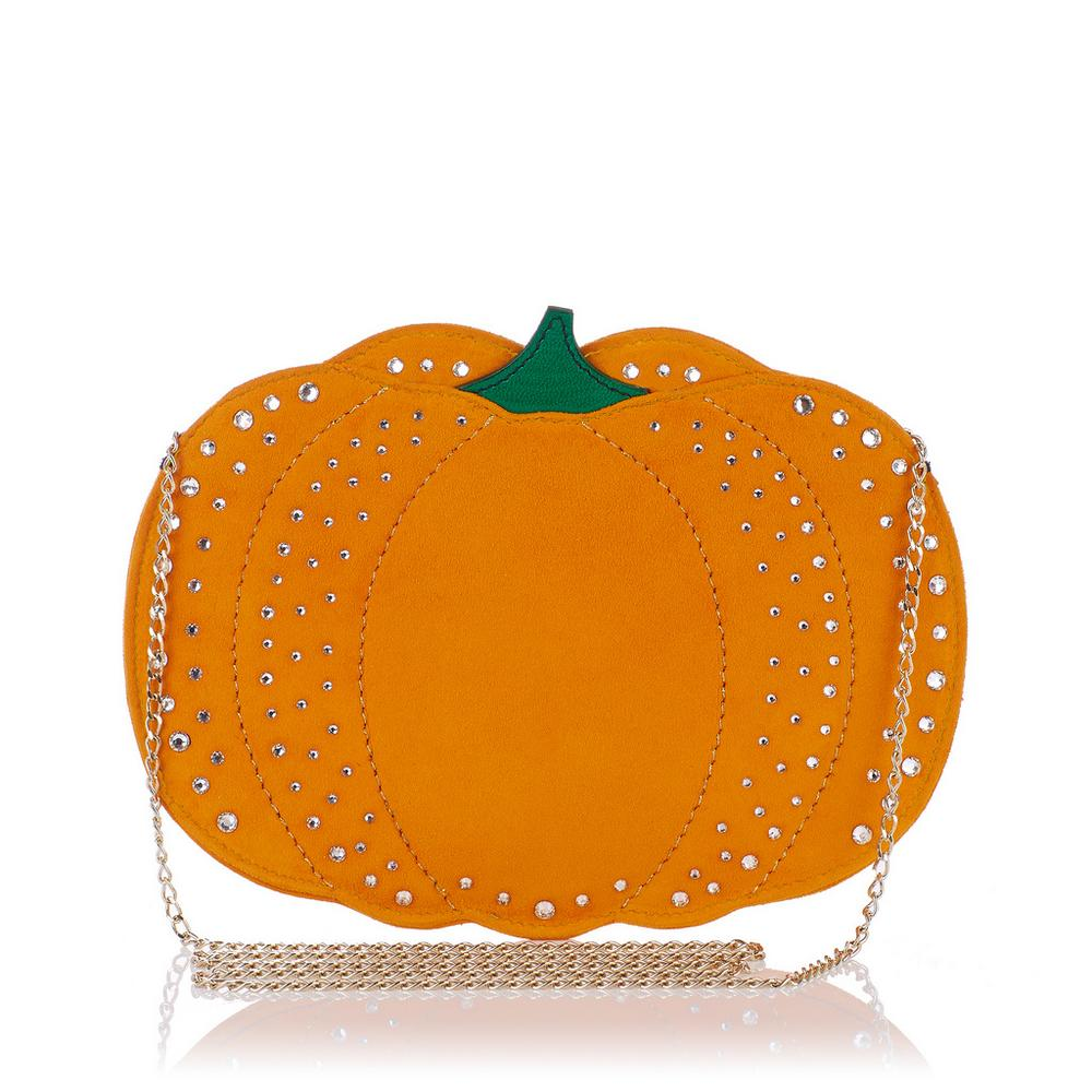 PUMPKINPOUCH_SUEDEEMBROIDERYCRYSTALS_ORANGE