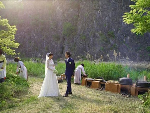 won-bin-lee-na-young-wedding-2