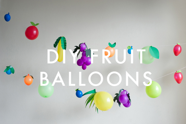 FRUIT-BALLOONS-DIY