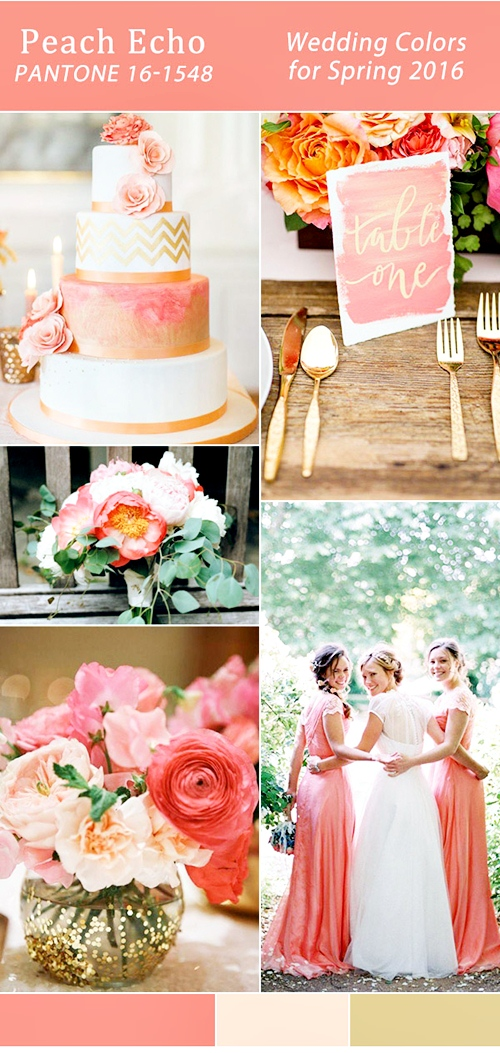 gold-and-coral-peach-echo-Pantone-wedding-color-trends-2016