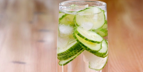 Cucumber-Water