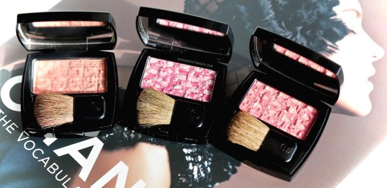 CHANEL-Tweed-Coralline-Tweed-Cherry-Blossom-Tweed-Sienna