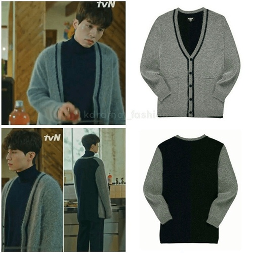 GENERAL-IDEA-Angora-Knit-Cardigan