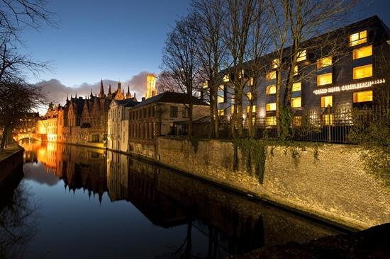 Grand Hotel Casselbergh Brugge 1