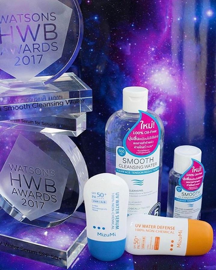 MizuMi HWB Award 2