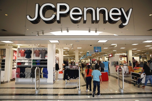 Inside A JC Penney Co. Store Ahead of Earnings Results
